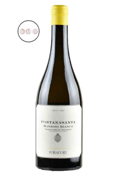 """Manzoni Bianco """"Fontanasanta"""""""