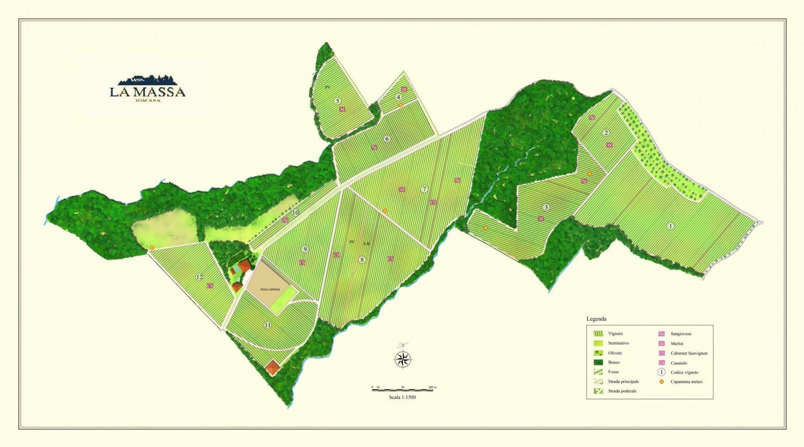 Mappa TLM prova